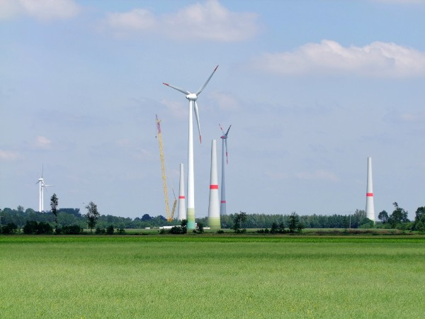 Windpark lengerich